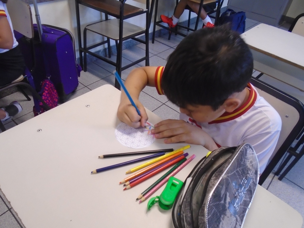 AS MANDALAS - 3º ANO 3