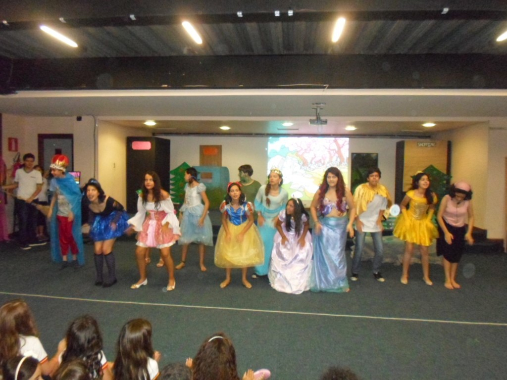 TEATRO BENEFICENTE - 1º ANO 3
