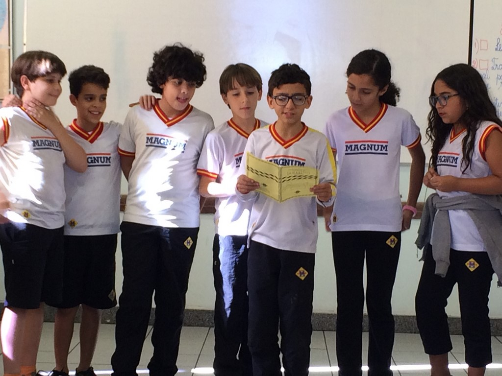 COMBATE AO BULLYING - 5º ANO